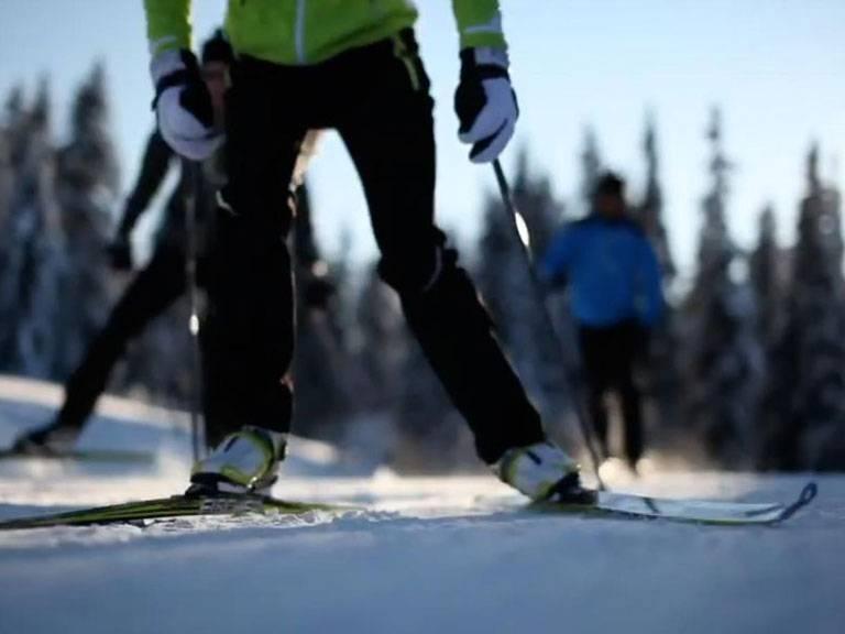 chamonix cross country skiing